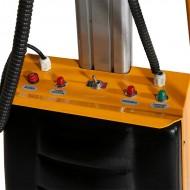 Gerbeur Poste de Travail Semi-Electrique Capacité 150 kg