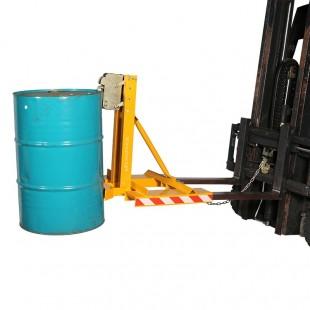 Pince a fut pour chariot elevateur capacité 400 kg