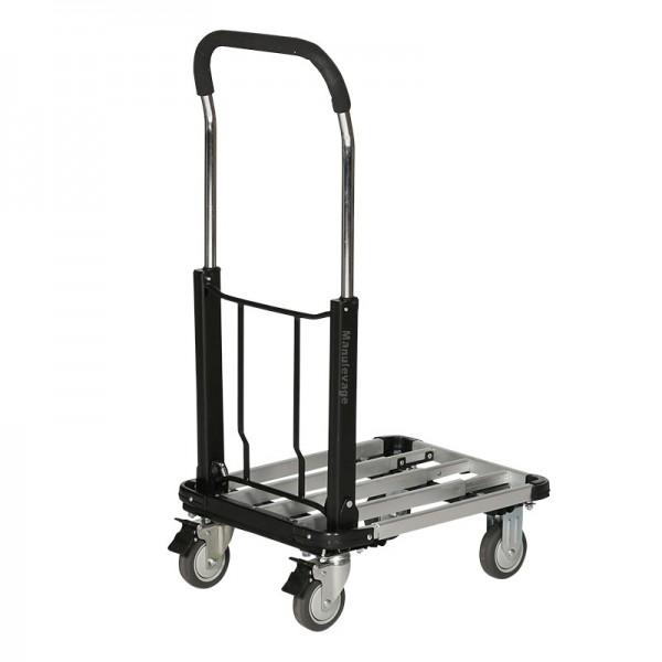 Chariot de Manutention Pliable Capacité 150 kg
