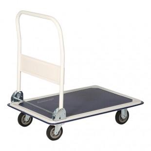 Chariot de manutention rabattable en acier 150 kg