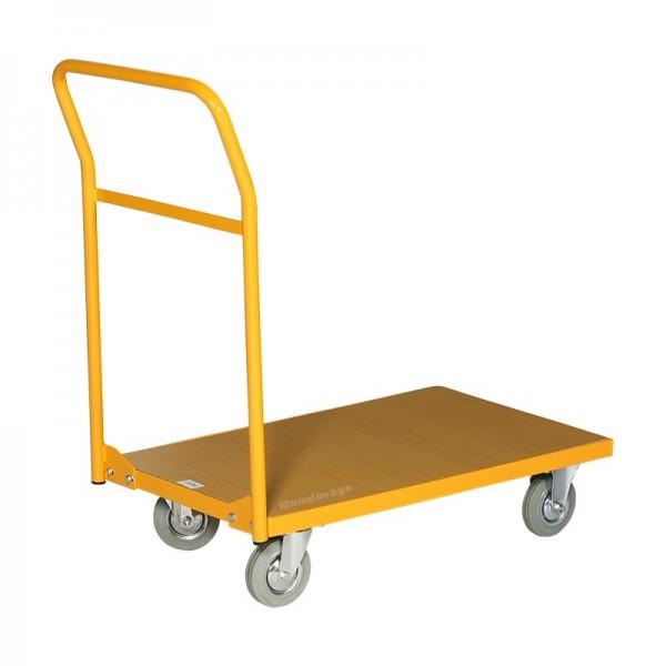 Chariot de Manutention Presto 1 Plateau Capacité 200 kg