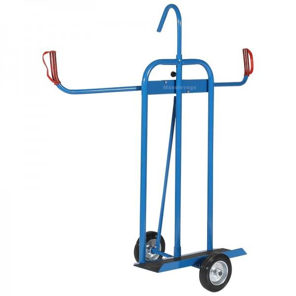 Chariot porte panneaux 300kg