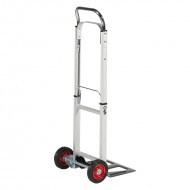 Diable pliable force 90 kg en aluminium