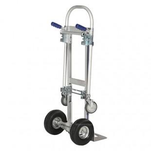Diable aluminium deux positions capacité 200 kg