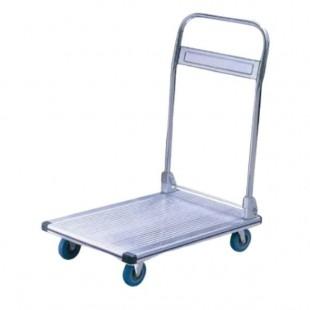 Chariot de manutention en aluminium anti dérapant 150 kg