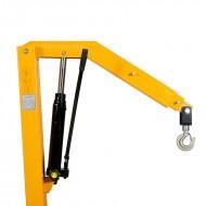 Grue d'Atelier avec Porte à Faux Capacité 550 kg