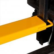 Rallonges de Fourches pour Chariot Elevateur Longueur 2435 mm Capacité 1000 kg