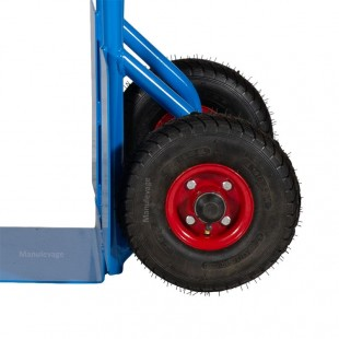 Roues pneus ultra-résistantes