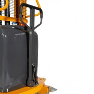 Gerbeur Semi-Electrique Levée 2500 mm Capacité 1500 kg