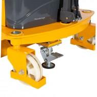 Gerbeur Semi-Electrique Levée 3000 mm Capacité 1500 kg
