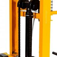 Gerbeur Manuel Levée 1300 mm Capacité 500 kg