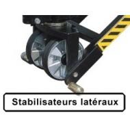 Transpalette Manuel Haute Levée Monocylindre 1000 kg