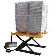 Table élévatrice électrique en E 1000kg 380V plateau 1450x1140mm