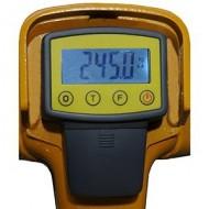 Transpalette Peseur 2000 kg Précision 0.1% à Piles