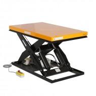 Table Elévatrice Electrique 2000 kg Plateau 1300x800 mm 220V
