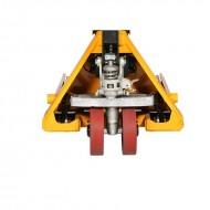 Transpalette Peseur avec Imprimante 2000 kg Précision 0.1%