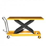 Table Elévatrice 500 kg Plateau 1600x810 mm