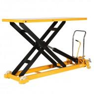 Table élévatrice 1000kg - Plateau 2035x750mm