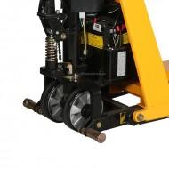 Transpalette Electrique Haute Levée Large 680 mm Capacité 1000 kg