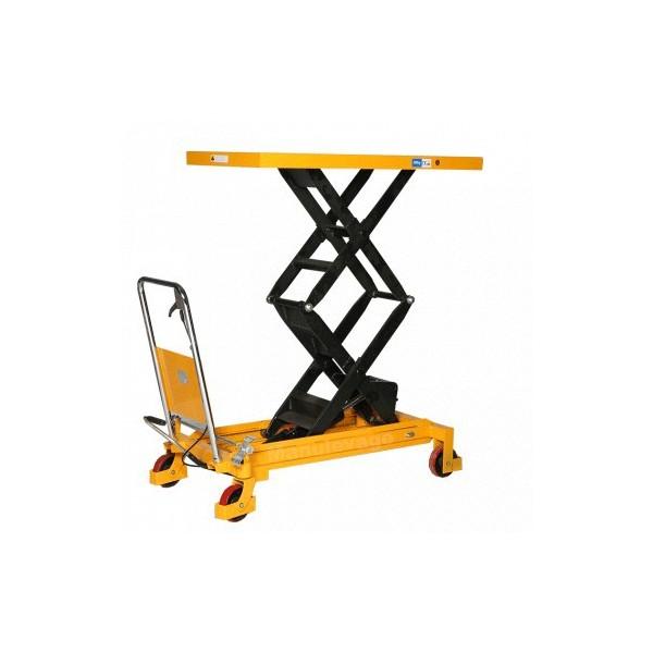 Table Elévatrice Doubles Ciseaux 800 kg Plateau 1220x610 mm Levée 1500 mm