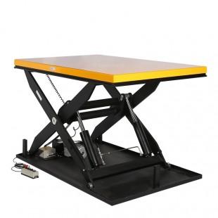 Table élévatrice electrique 2200 kg grand plateau 1830 x 1220 mm