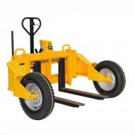 Transpalette manuel tout terrain 1200 kg